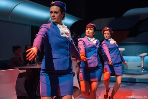 TST - Russian Dance of Stewardesses (c) Bruce Clayton Tom